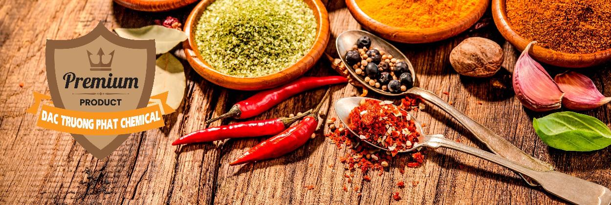Phân phối & bán phụ gia dùng trong thực phẩm | Cty chuyên bán & cung cấp hóa chất tại TPHCM